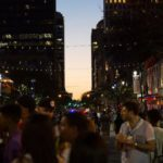 6th St during SXSW