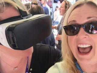 Virtual Reality and Food Trucks: the Essence of SXSW