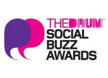 The Drum Social Buzz Awards logo