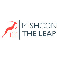 Mischon de Reya Leap 100 logo