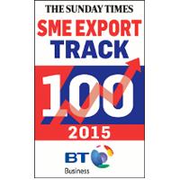 Sunday Times Export Track 100 logo