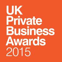 UK Private business awards logo