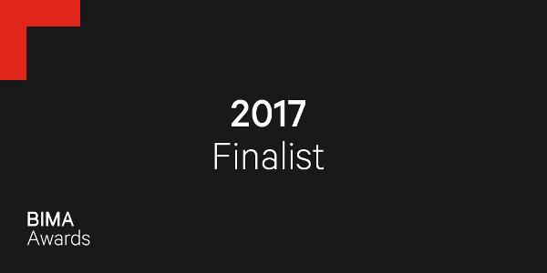 BIMA Awards 2017 Finalist