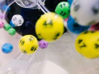 Social insights into the mega-million lottery frenzy