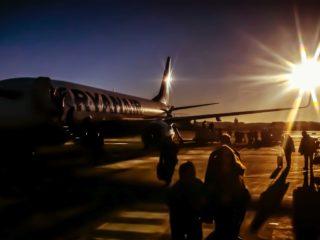 Analysis of the racist incident on Ryanair