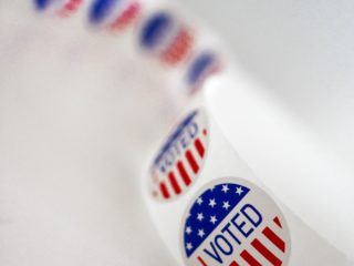 How did political brands fare over the US midterms?