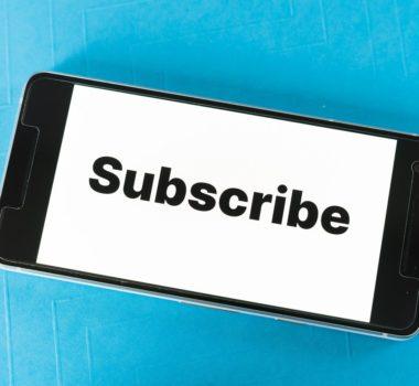 subscription based platforms